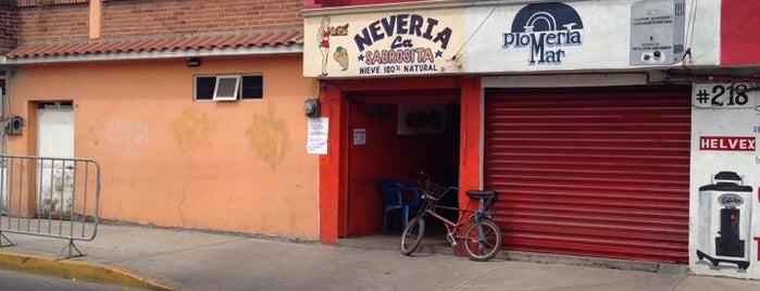 Neveria La Sabrosita is one of PolvitoMorado : понравившиеся места.
