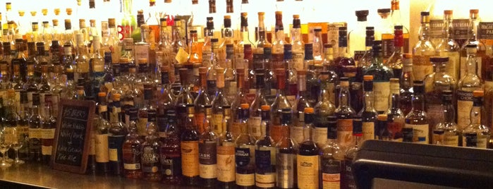 Whisky + Alement is one of Whisky Bars.