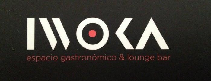 Iwoka is one of Chamberí.