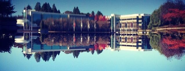 Nike - Lake is one of Oregon Living.