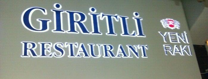 Giritli Restaurant is one of İzmir Damak Tadı & Chill.