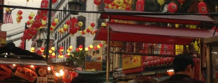 Petaling Street Food Paradise is one of Tempat yang Disukai Alex.