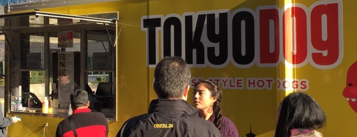 Tokyo Dog is one of See-attle.