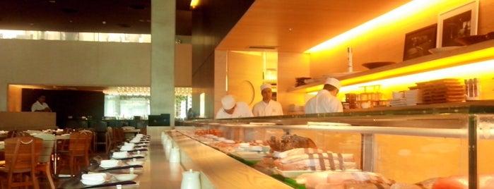 Naga is one of Melhores Restaurantes e Bares do RJ.