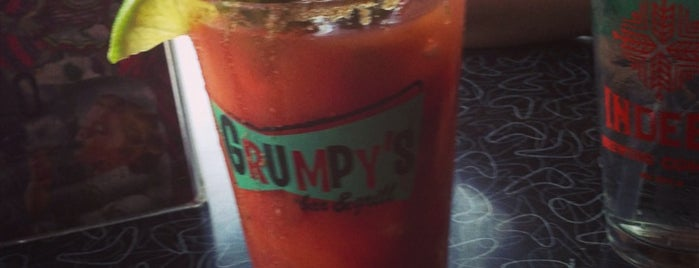 Grumpy's Bar & Grill is one of Twin Cities Trivia Nights.