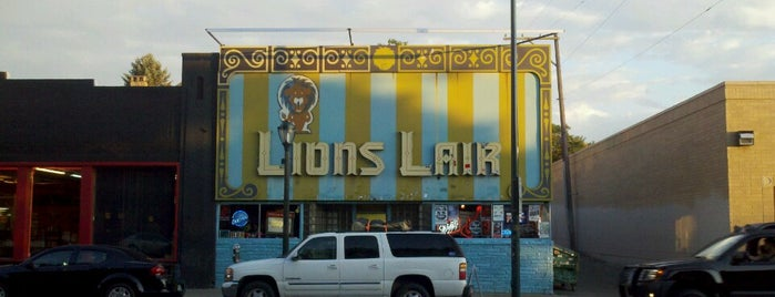 Lion's Lair is one of denver nothing.