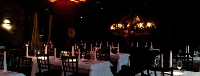 ZENZAKAN - Pan Asian Supperclub is one of Frankfurt Restaurant.