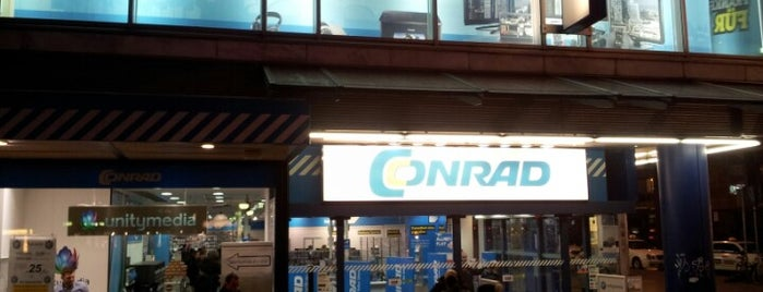 Conrad Electronic is one of Vangelisさんのお気に入りスポット.
