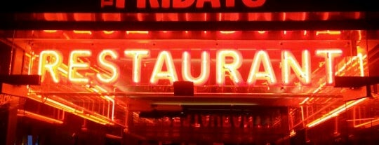 T.G.I. Friday's is one of Oslo City Guide.