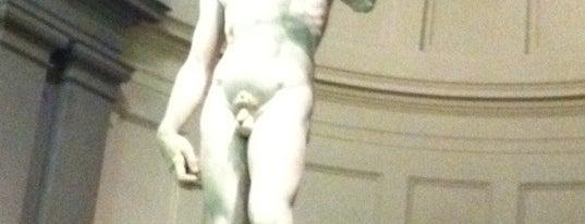 David di Michelangelo is one of Eurotrip.