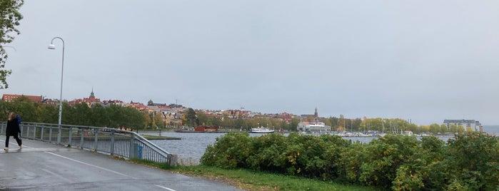 Badhusparken is one of Sweden.