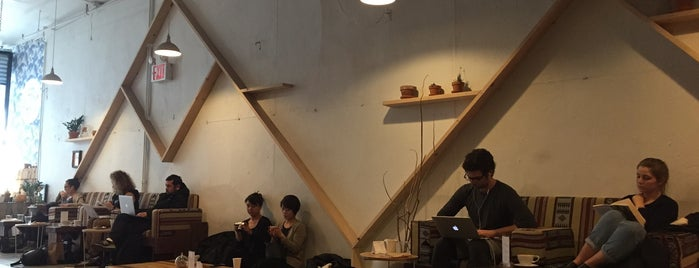 Spreadhouse Coffee is one of Work cafes.