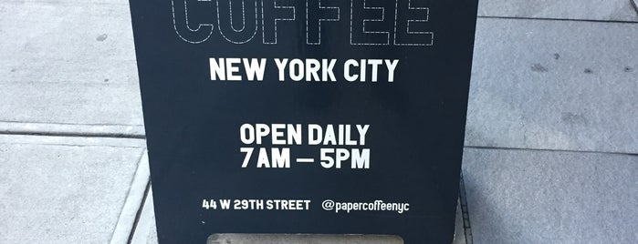 NYC Coffee