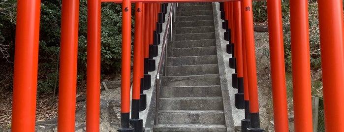 日吉神社 is one of East Nagoya.