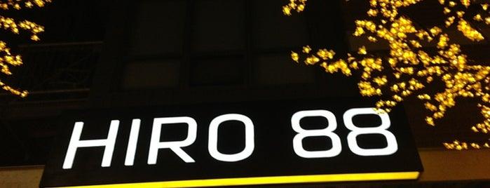 Hiro 88 is one of Jess'in Beğendiği Mekanlar.