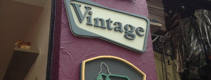 Vintage Café e Restaurante is one of SP: Restaurantes.