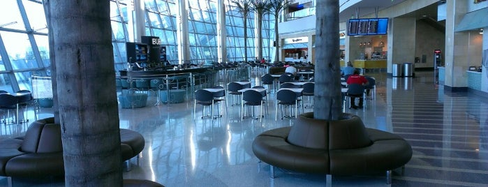 San Diego International Airport (SAN) is one of สถานที่ที่ Angel ถูกใจ.