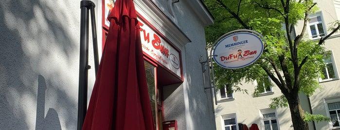 DuFu Bun is one of Munich | Food, fast - but tasty.