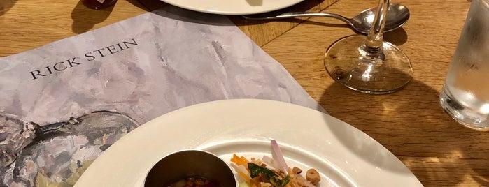 Rick Stein Restaurant is one of Winchester, UK.