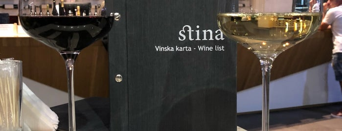 Winery Stina is one of Kroatië.