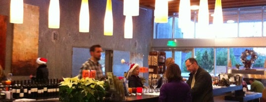 Novelty Hill / Januik Winery is one of Woodinville Getaway.