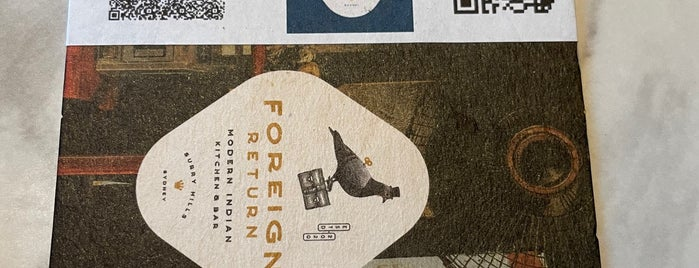 Foreign Return is one of Nom Nom Nom.