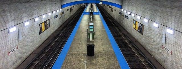 CTA - Belmont (Blue) is one of Andy : понравившиеся места.