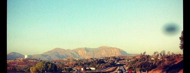 El Monte Park is one of San Diego.