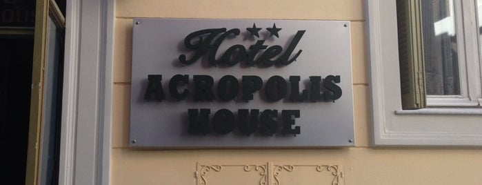 Acropolis House Hotel is one of Grécia.