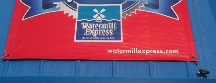 Watermill Express is one of Orte, die Trish gefallen.