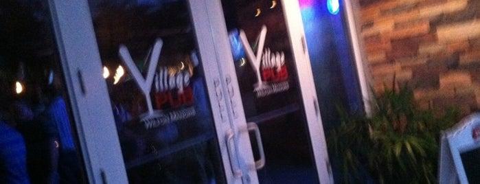 Village Pub - Wilton Manors is one of FloridaAgenda.com Best Of 2013.