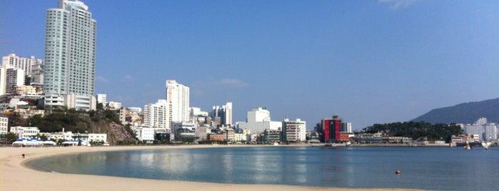 Songdo Beach is one of South Korea.