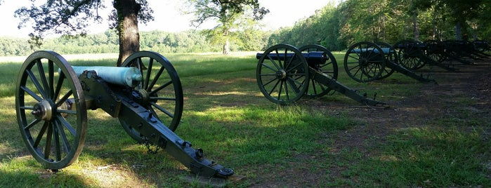 Shiloh Battlefield National Military Park is one of Susan : понравившиеся места.
