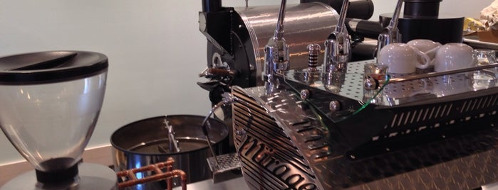 Asado Coffee Roasters is one of Chicago.