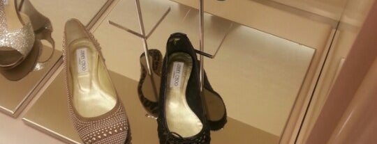 Jimmy Choo is one of Favorite Places to visit!.