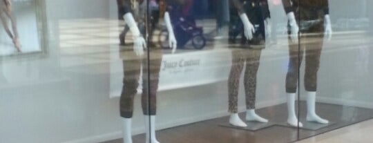 Juicy Couture is one of Favorite Places to visit!.