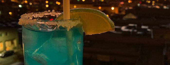 Bell Tower Bar at La Fonda on the Plaza is one of Land of Enchantment.