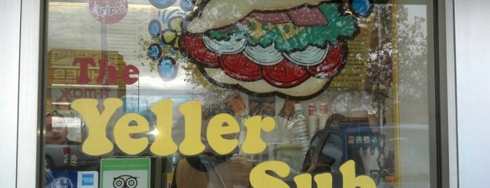 Yeller Sub is one of Favorite ABQ spots.