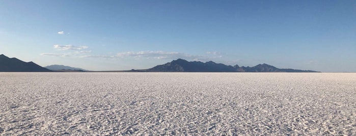 Bonneville Salt Flats is one of Divyaさんのお気に入りスポット.