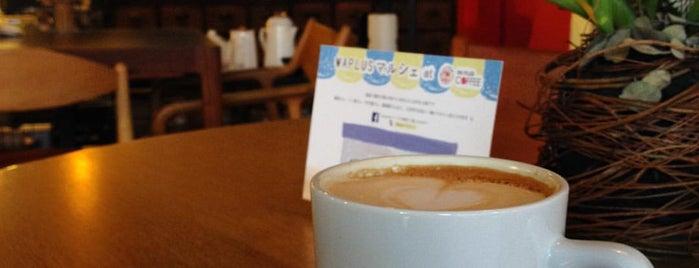 WAPLUS COFFEE is one of Free Wi-Fi in 埼玉県.