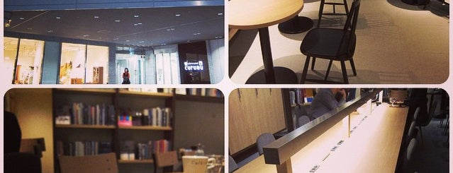 Caffice is one of free Wi-Fi in 新宿区.