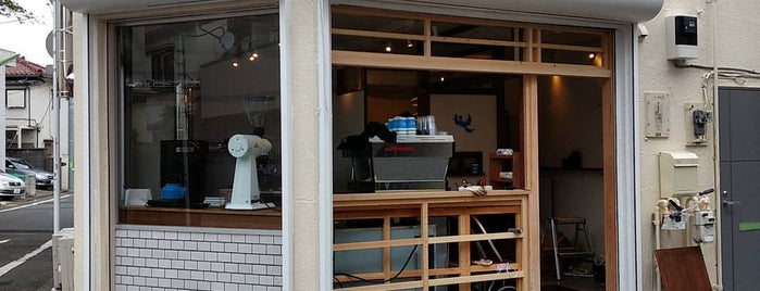 LIGHT UP COFFEE is one of Tokyo Craft Coffee.