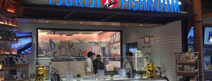 Tsukiji Fishroom is one of Summer 2020.