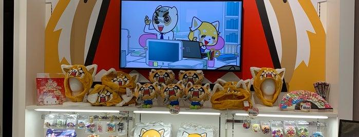 Hello Kitty Japan is one of Japon Tokio.