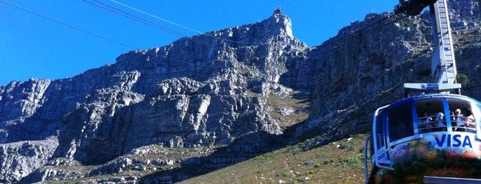 Parque Nacional da Montanha da Mesa is one of South Africa.