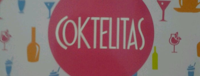 Coktelitas Drinks & Coktails is one of Bons drink!.