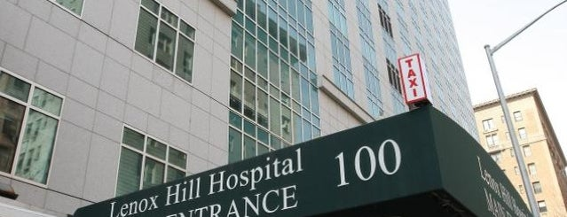 Lenox Hill Hospital is one of Posti che sono piaciuti a Alberto J S.