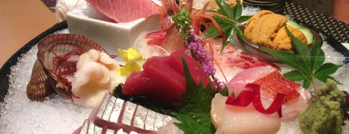 Sushi To by Harlan Goldstein is one of HK - Resto to Try (HK Island).