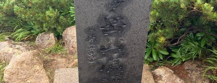 燧ヶ岳(柴安嵓) is one of 山行記録.