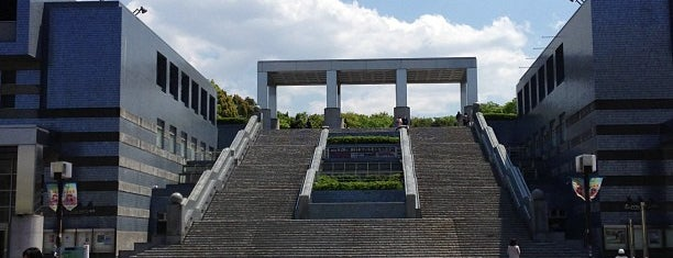 Parthenon Tama is one of Tokyo.